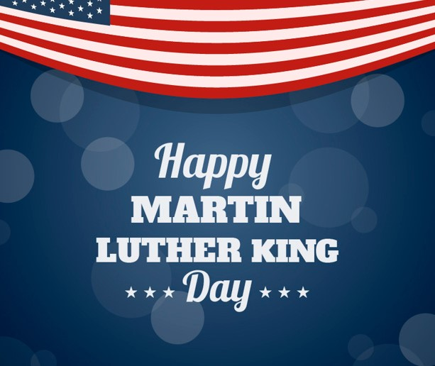 Happy Martin Luther King Jr